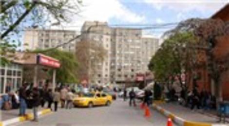 İÜ İstanbul Tıp Fakültesi Hastanesi'nde yangın çıktı