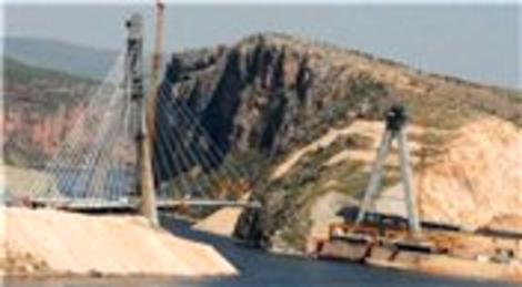 Güneydoğu'nun Boğaz Köprüsü bölge turizmini geliştirecek!