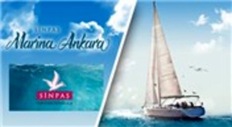 Marina Ankara Sinpaş'ın en yeni projesi!