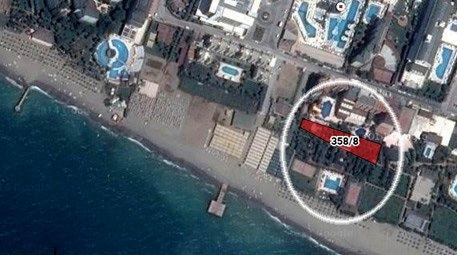 Antalya'da 1.8 milyon liraya denize nazır satılık tarla!