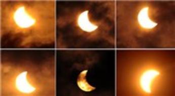 Bulutlar engel olmazsa güneş tutulması izlenebilecek