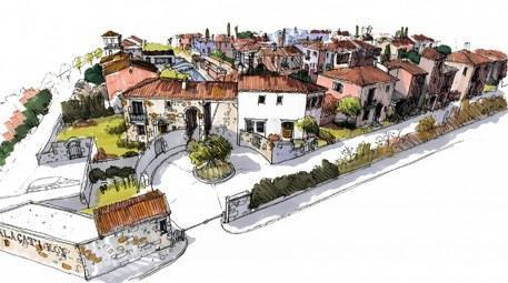 Rezidans köy projesi: Mi'Marin Köyce Alaçatı!
