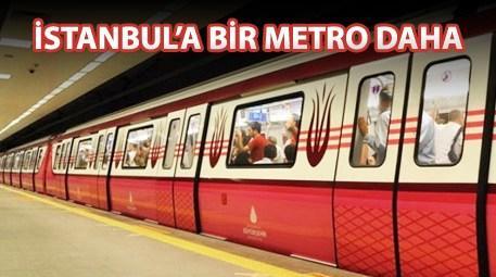 İkitelli Ataköy metrosu 5 ilçeyi birbirine bağlayacak!