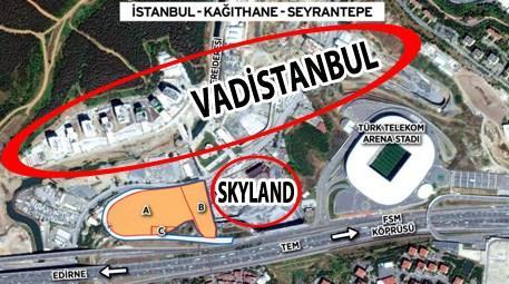 Emlak Konut, Vadistanbul'un önündeki arsayı satıyor!