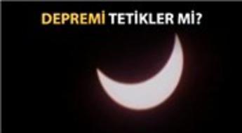 Güneş tutulması İstanbul'dan da izlendi!