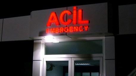 İstanbul'da o hastanenin acil servisi karantinaya alındı!