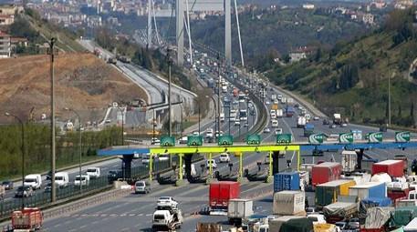 Köprü ve otoyollar 2 ayda 151 milyon lira kazandırdı!