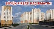TOKİ'nin İstanbul'da satışa çıkardığı evler nerede?