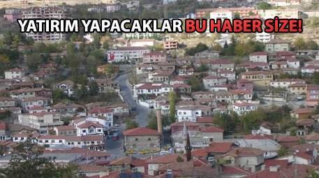 Ankara'da 9 milyon liraya icradan satılık arsa!