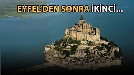 Mont Saint-Michel adası