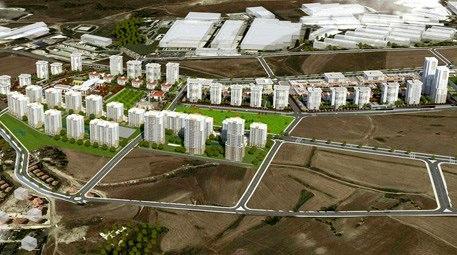 Avrupark Bahçekent projesinin yapı ruhsatı alındı!