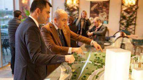 Evvel İstanbul'un örnek daireleri ziyarete açıldı
