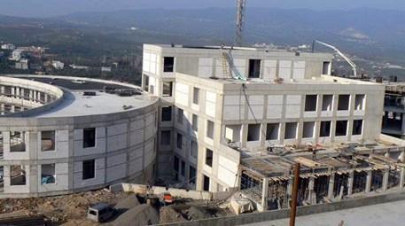 Yeni hastane inşaatı