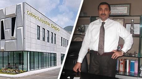 Cebeci Group lojistiğe 500 milyon dolar yönlendiriyor
