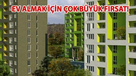 TOKİ İstanbul Kayaşehir Konutları'nda satış başladı!