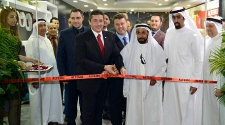 Alfemo'dan Kuveyt'te görkemli açılış…