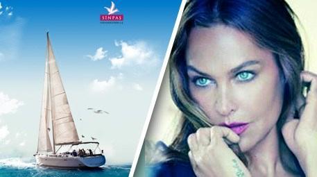 Marina Ankara'nın reklam yüzü Hülya Avşar mı?