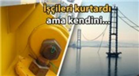 İşte Körfez Köprüsü'ndeki bu çatlak ölüme götürdü!
