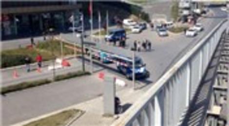 Zabıta, Forum AVM'nin otoparkını girişlere kapattı!