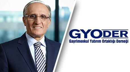 Aziz Torun bir kez daha GYODER'in Başkan'ı oldu!