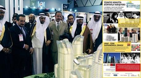Arap gayrimenkul yatırımcı