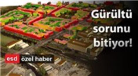 Beş Büyükşehir'e gürültü haritası!
