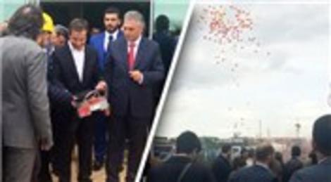 Vadişehir projesinin temelleri Başakşehir'de atıldı!
