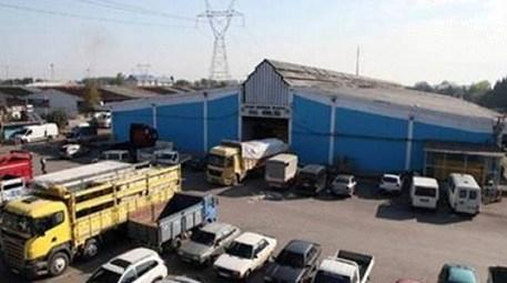 Sakarya'da 30 milyon liraya satılık hal arazisi!