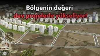 İstanbul'un yeni şehrinde yerini ayırtan kazanıyor!