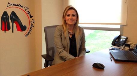 Geleceğin İstanbul'una hanım eli değiyor
