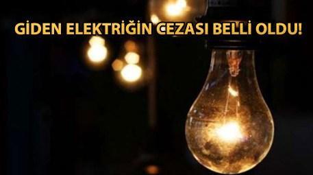 Elektrik kesintisinden 100 milyon dolarlık zarar!