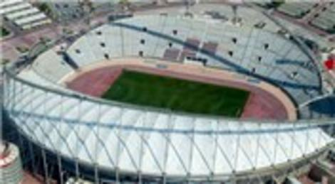 Katar Dünya Kupası Statları, Türklere emanet!