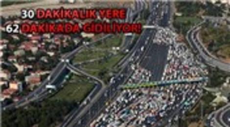 İstanbul trafik birincisi!