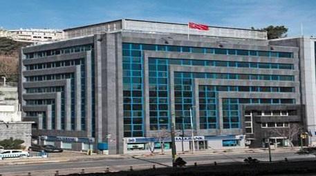 Halk GYO'nun Beyoğlu Salıpazarı'ndaki binası