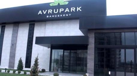 Avrupark Bahçekent projesi satışa hazırlanıyor!
