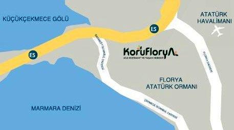 Koru Florya AVM 600 milyon liradan satışa çıktı!