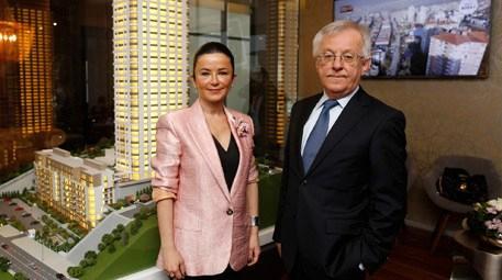 Aslı Tokatlı, Ankara'nın elitlerine Mesa Koza 66'yı sunuyor