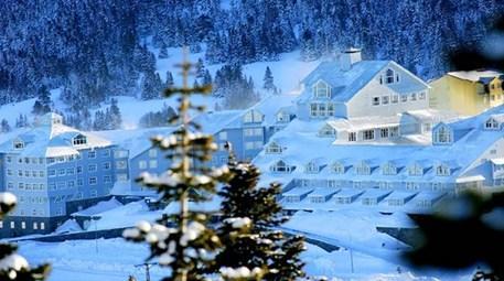 Uludağ'da kayak sezonu