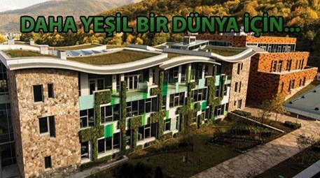 Ünlü mimar ve tasarımcılar yeşil çatı projeleriyle İstanbul'da!