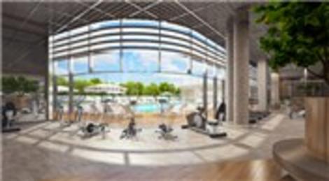 Gönye Tasarım'dan Nidapark Seyrantepe'ye çevreci tasarımlar!