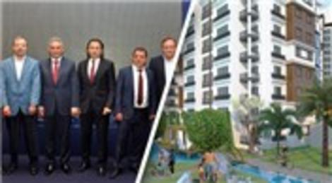 Vadişehir Başakşehir'de fiyatlar 350 bin liradan başlıyor