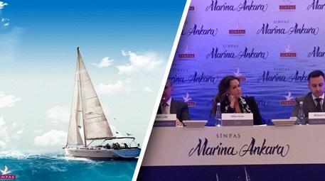 Marina Ankara'da maliyetin yüzde 20'si donatıya ayrılıyor
