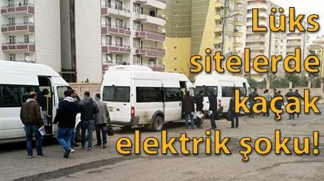kaçak elektrik denetimi