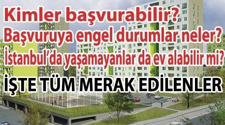 TOKİ Kayaşehir'de merak edilen sorular yanıt buldu!