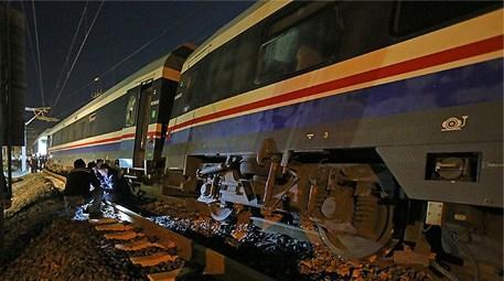 İzmir tren kazası