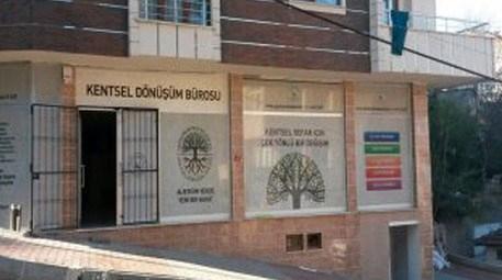 Gaziosmanpaşa'da kentsel dönüşüm bürosu hizmete açıldı
