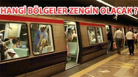 Üsküdar-Ümraniye-Çekmeköy metrosu bu yıl açılıyor!
