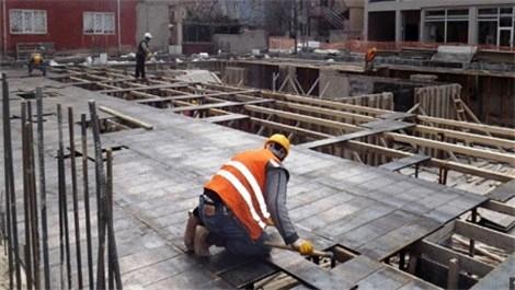Havalar ısındı, Van'da inşaat sektörü açıldı