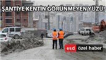 İstanbul şantiyeye döndü, şantiyeler kampüse!