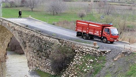 Adıyaman tarihi köprü